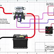 [DIAGRAM_3ER]  Amazon.com: INTELLITEC 0100055000 Battery Disconnect Relay: Automotive | Intellitec Wiring Diagram |  | Amazon.com