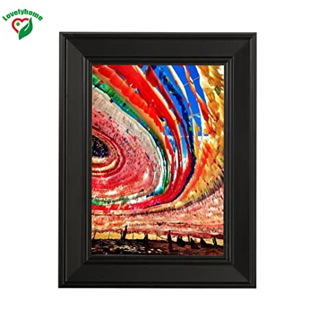 Amazon.com - Black Picture Frame 10x12 Inch, Photo Frames On wall ...