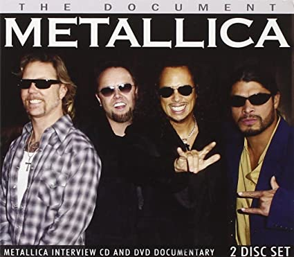 a478202c61 The Document  Interview +DVD  Metallica  Amazon.in  Music