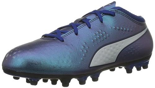 Puma One 4 Syn AG Jr, Zapatillas de Fútbol Unisex Niños: Amazon.es: Zapatos y complementos