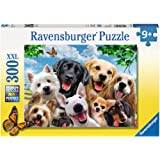 Ravensburger Delighted Dogs Puzzle (300 Piece)