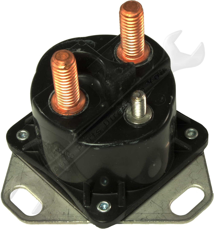 12 Volt For Ford 3-Terminal //E5Tz-11450-A, E7Tz-11450-B, E9Tz-11450-A, E9Tz-11450-B, Sw1951 DB Electrical SFD6009 Starter Solenoid Relay