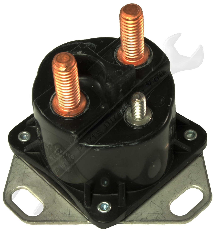 Ford Starter Solenoid Wiring Diagram Click Image For Larger