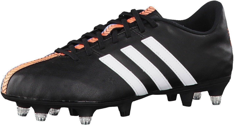 Adidas 11 Nova SG Crampons Vissé Noir 46 23 EU: Amazon