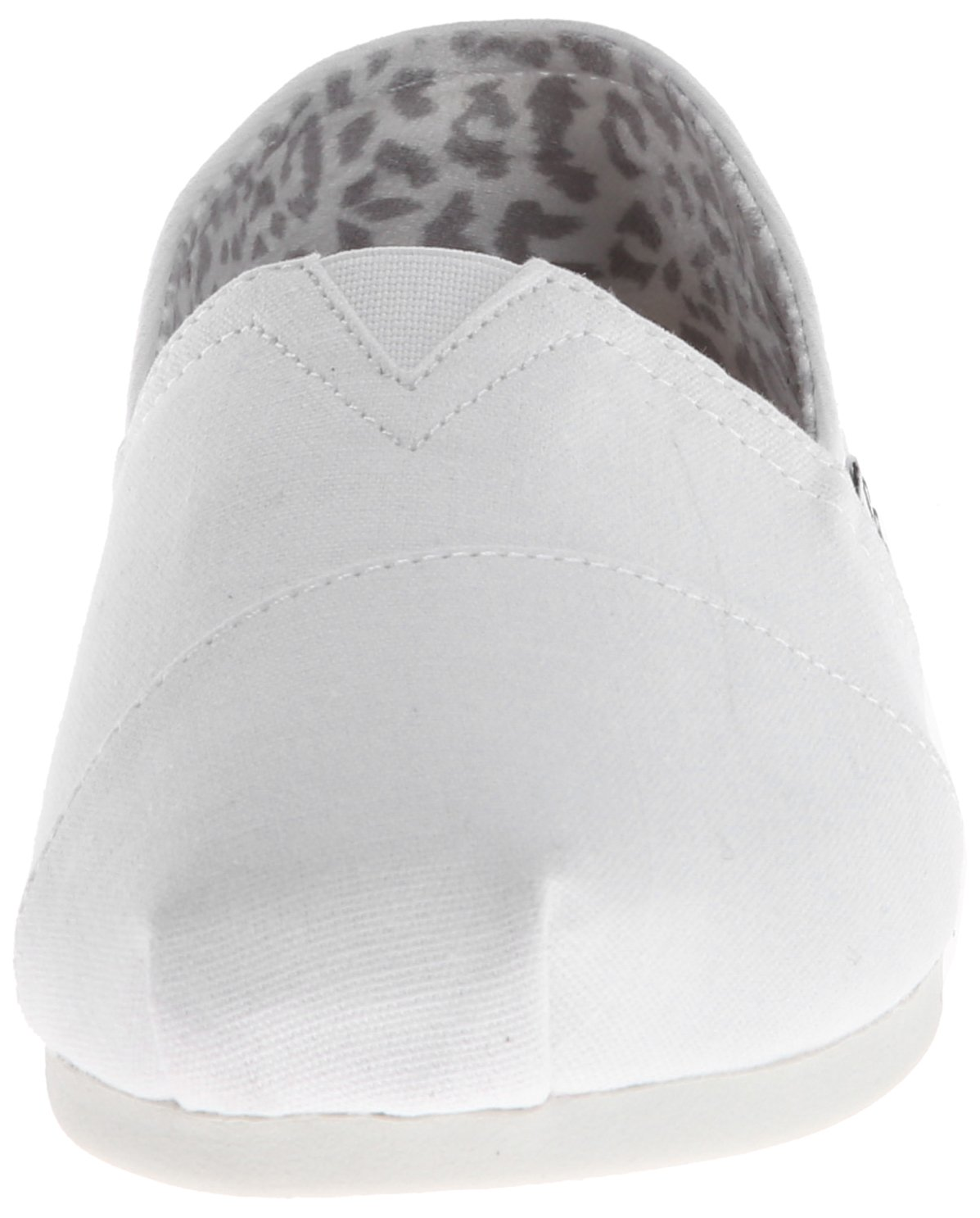 Love Bobs From Women's white Plush And Us Peace Skechers uF135cTlKJ
