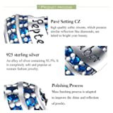 XOYOYZU Birthstone Charm for Pandora Charms