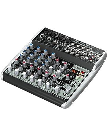 Behringer QX1202USB - Xenyx mezclador para directo qx-1202 usb