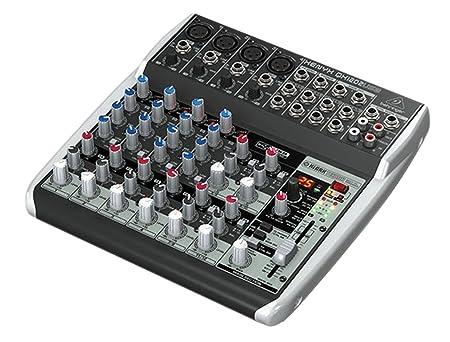Behringer QX1202USB - Xenyx mezclador para directo qx-1202 usb ...