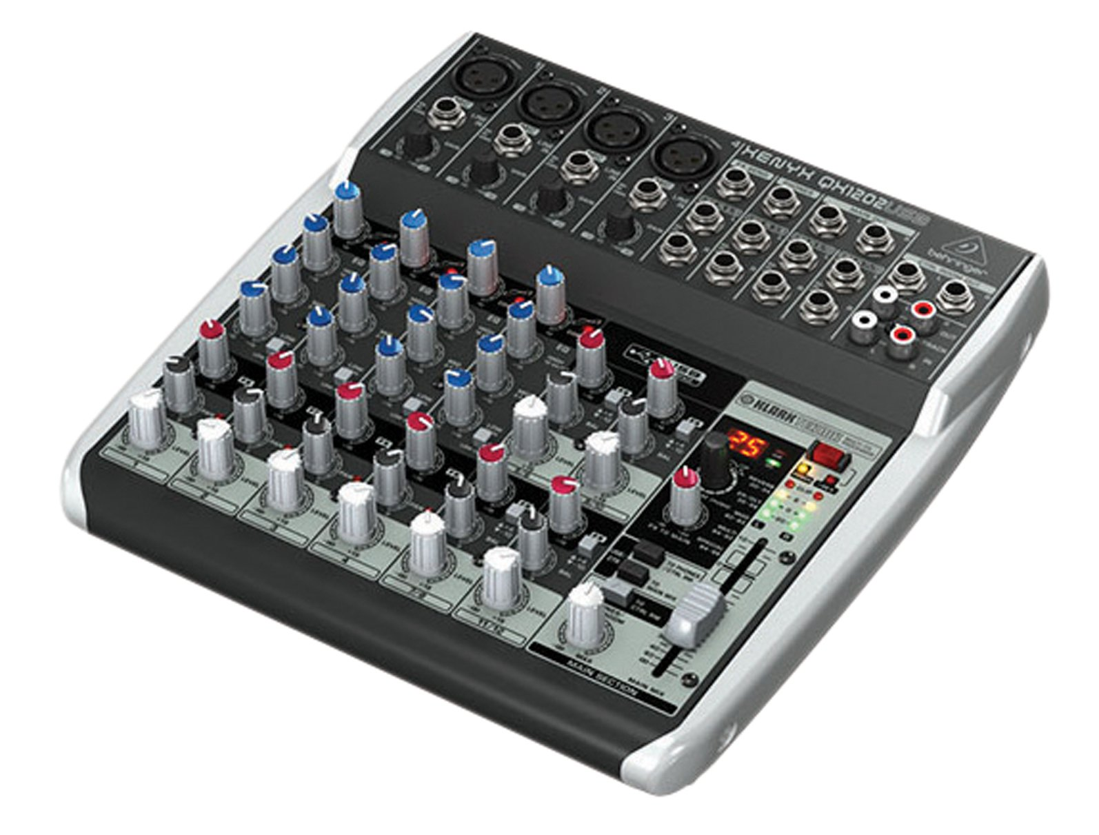 Behringer Xenyx QX1202USB USB Audio Mixer