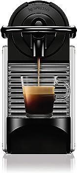 Nestle Nespresso Pixie Aluminum Espresso Machine