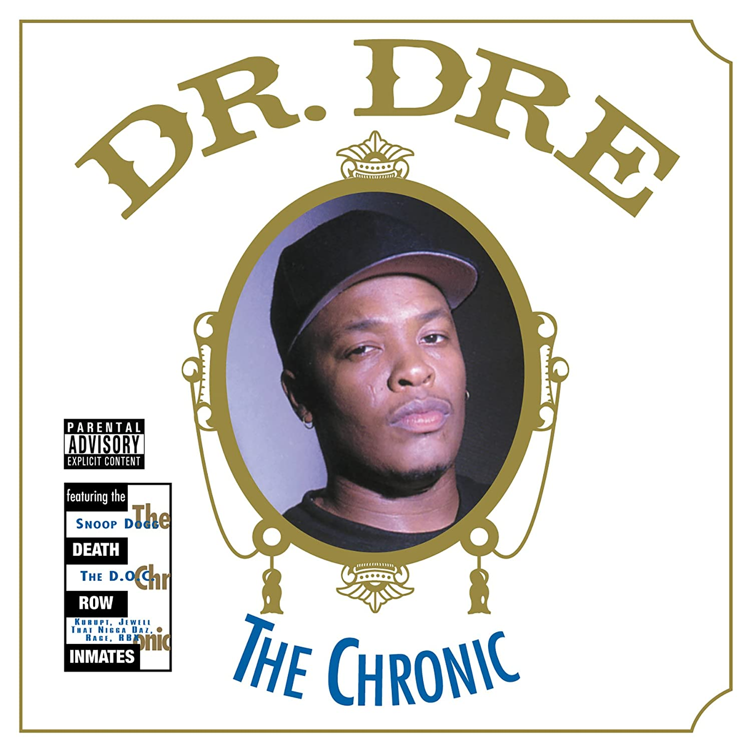 Dr. Dre The Chronic album cover