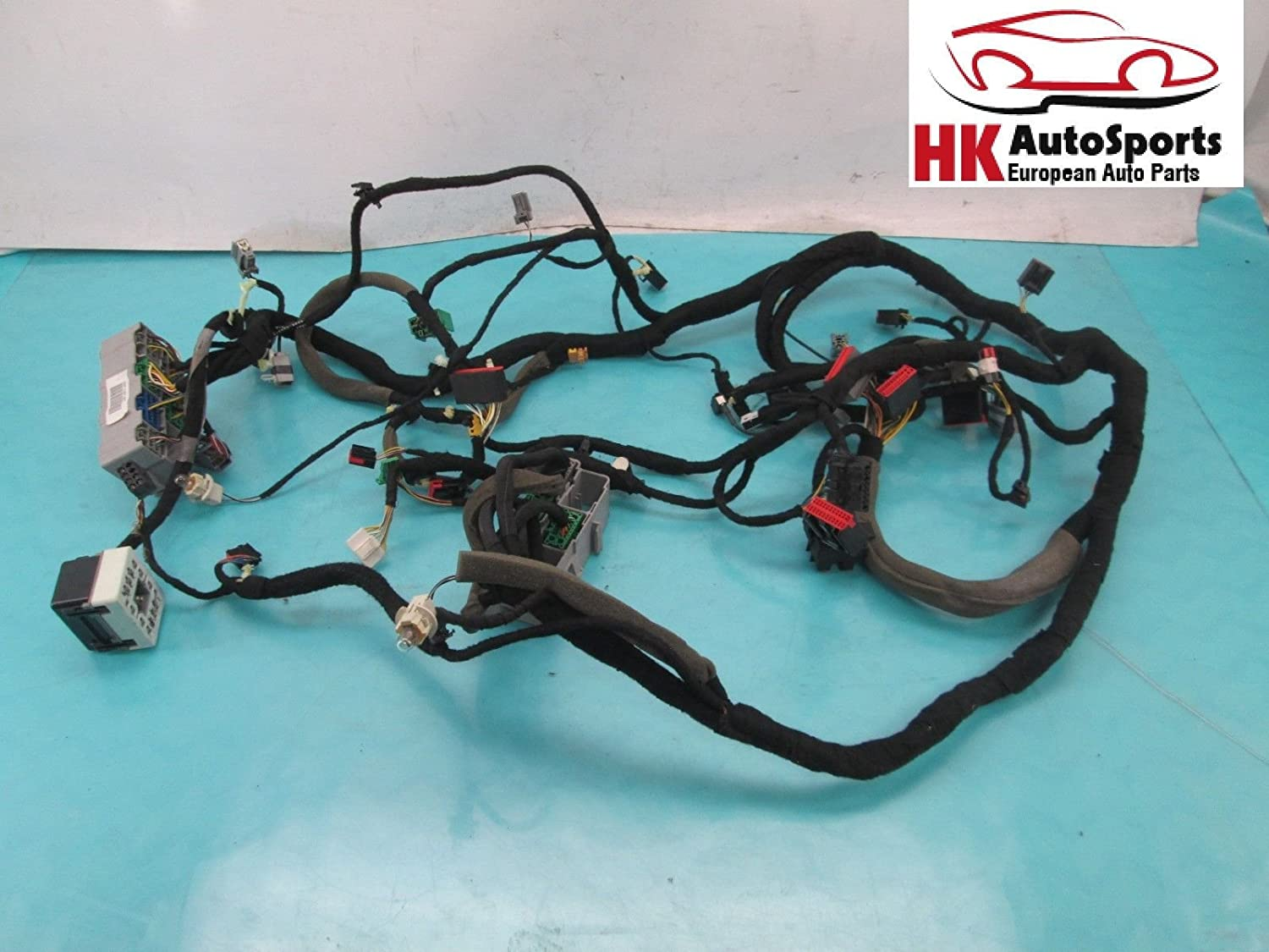 jaguar s-type ignition wire wiring harness at 2r8t-14401-bh oem 2003 2004  2005, spark plug wires - amazon canada  amazon.ca