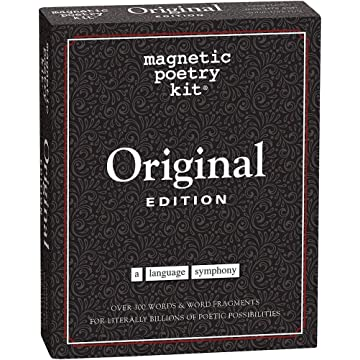 reliable Original Magnetic Poetry Kit