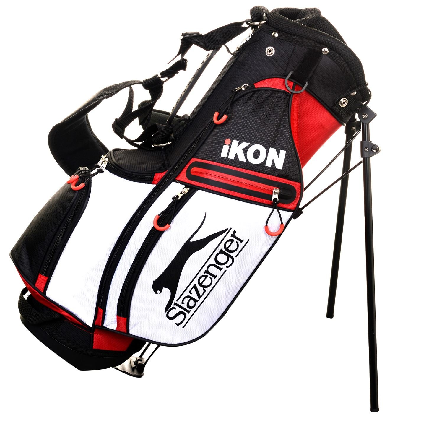Amazon.com: Slazenger Kids Ikon bolsa de soporte Junior Golf ...