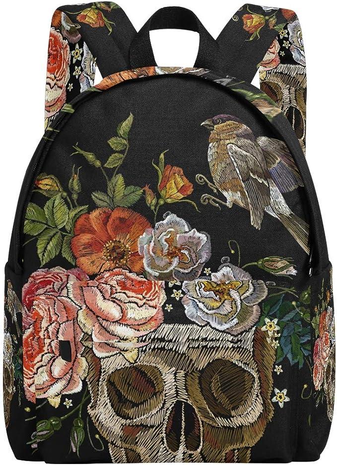 Acheter sac à dos école enfant tete de mort online 8