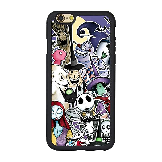 new style c956f bf21a The Nightmare Before Christmas Iphone 6s Case,The Nightmare Before  Christmas Phone Case for Iphone 6 or 6s 4.7