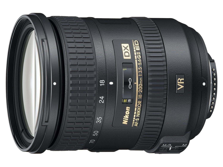 Nikon  mm f G DX ED VR II Objetivo para Nikon