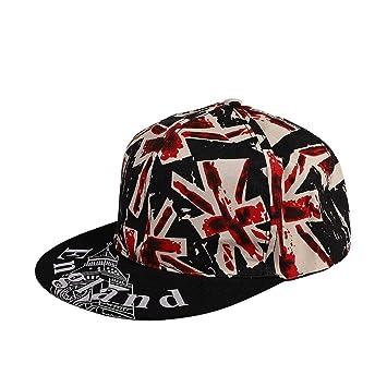 4a06398c Hip-hop Dance Cap Snapback Hat Casual Baseball Cap Patriotic Flag Printed  Lovers Caps Used as Men's Sun Hat Unisex Hats Canvas Headwear