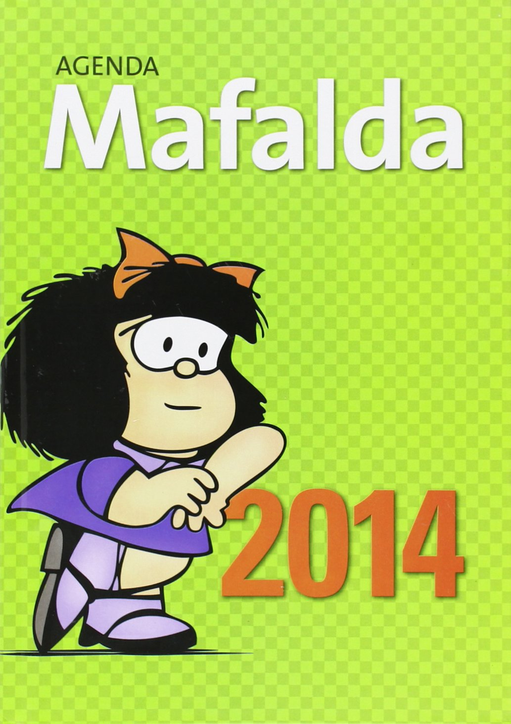 AGENDA MAFALDA 2014 [Spanish]: QUINO: 9789871255498: Amazon ...