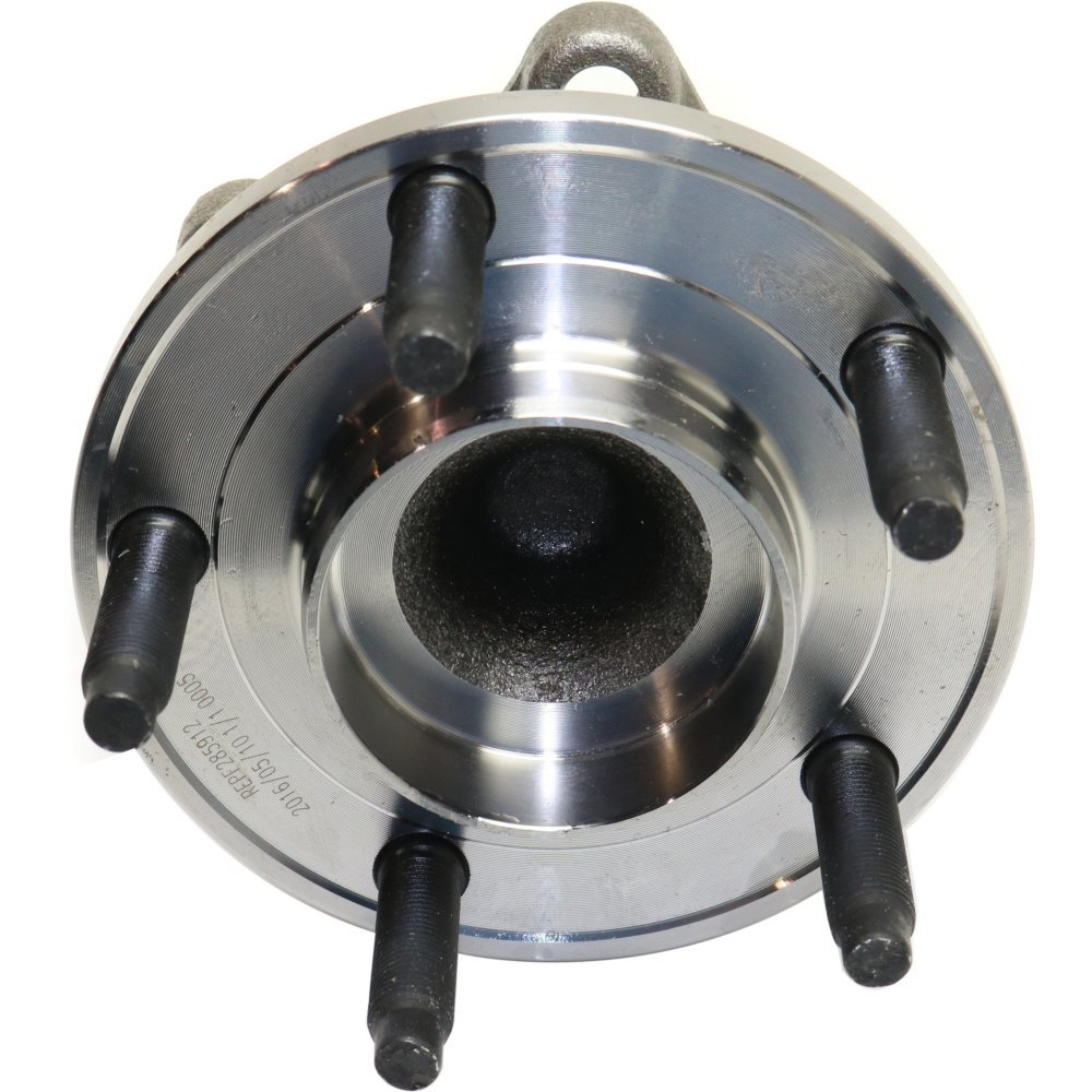 Wheel Hub and Bearing compatible with 2007-2008 Ford Edge Rear Left or Right FWD With ABS Encoder Wheel Studs