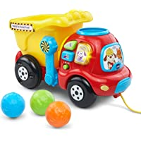 VTech Drop & Go Dump Truck (Frustration Free Packaging)