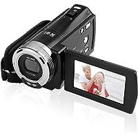 GordVE Mini DV C8 16MP High Definition Digital Video Camcorder DVR 2.7'' TFT LCD 16x Zoom Hd Video Recorder Camera