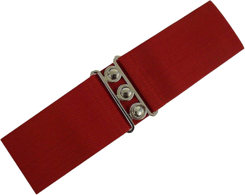 Six Colours Hell Bunny Retro Belt