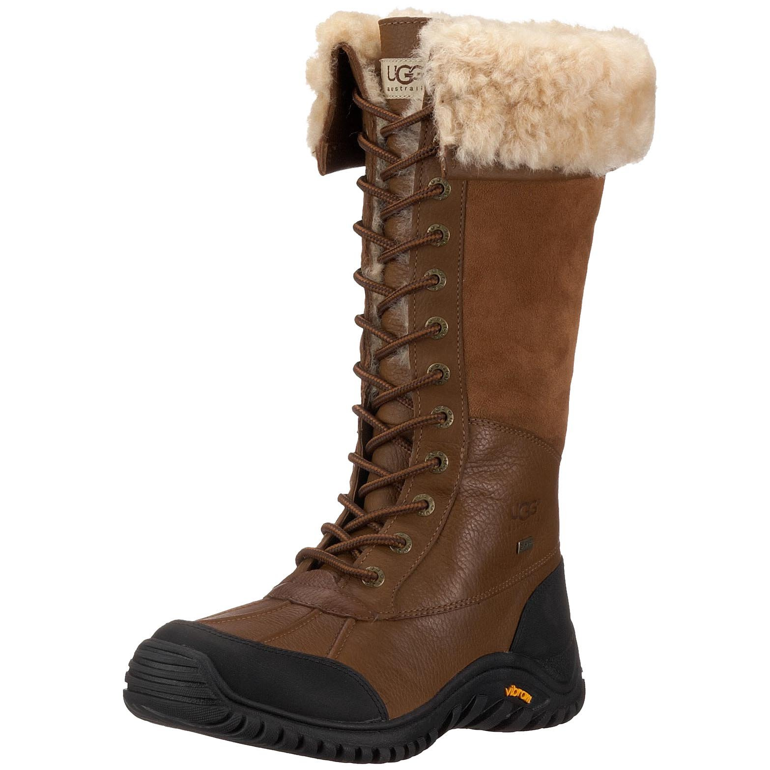 UGG Women's Adirondack Tall Snow Boot, Otter, 6 M US