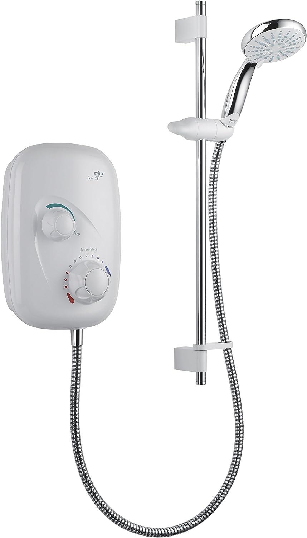 Mira Showers 1.1532.401 XS Event Manual Power Shower - White