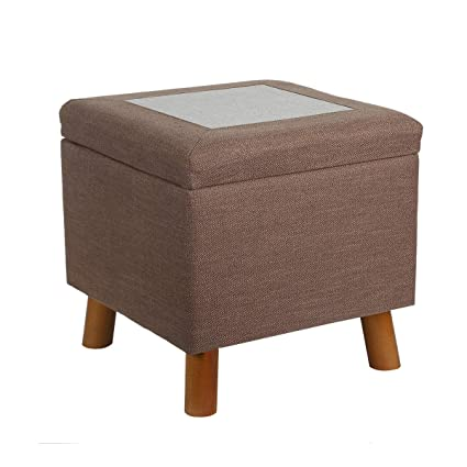 Exceptionnel Eshow Storage Ottoman Foot Stools With Storage Ottoman With Storage Foot  Stools Cube Ottoman Pouf Shoe