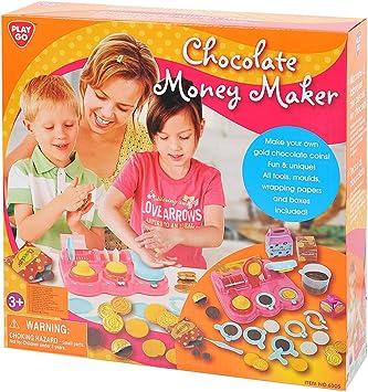 Playgo Rik Rok Maquina De Chocolate Amazon Es Juguetes Y Juegos