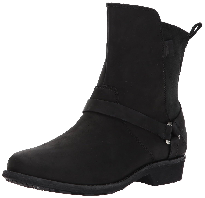 Teva Women's W DE LA Vina Dos Boot B01N5H5EG2 7 B(M) US|Black