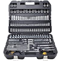 $144 » DEWALT (DWMT75049) Mechanics Tool Set, 192-Piece