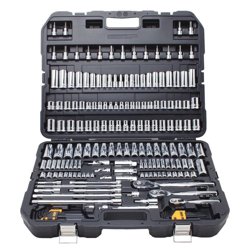 DEWALT DWMT75049 Mechanics Tools Set (192 Piece) by DEWALT