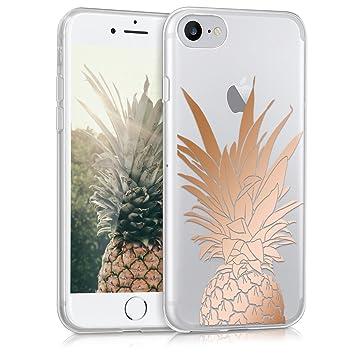 cf28c0ae04d kwmobile Funda para Apple iPhone 7/8: Amazon.es: Electrónica