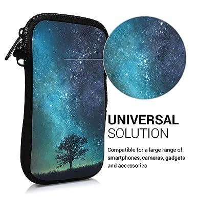 Amazon.com: Kwmobile - Funda de neopreno para Smartphone ...