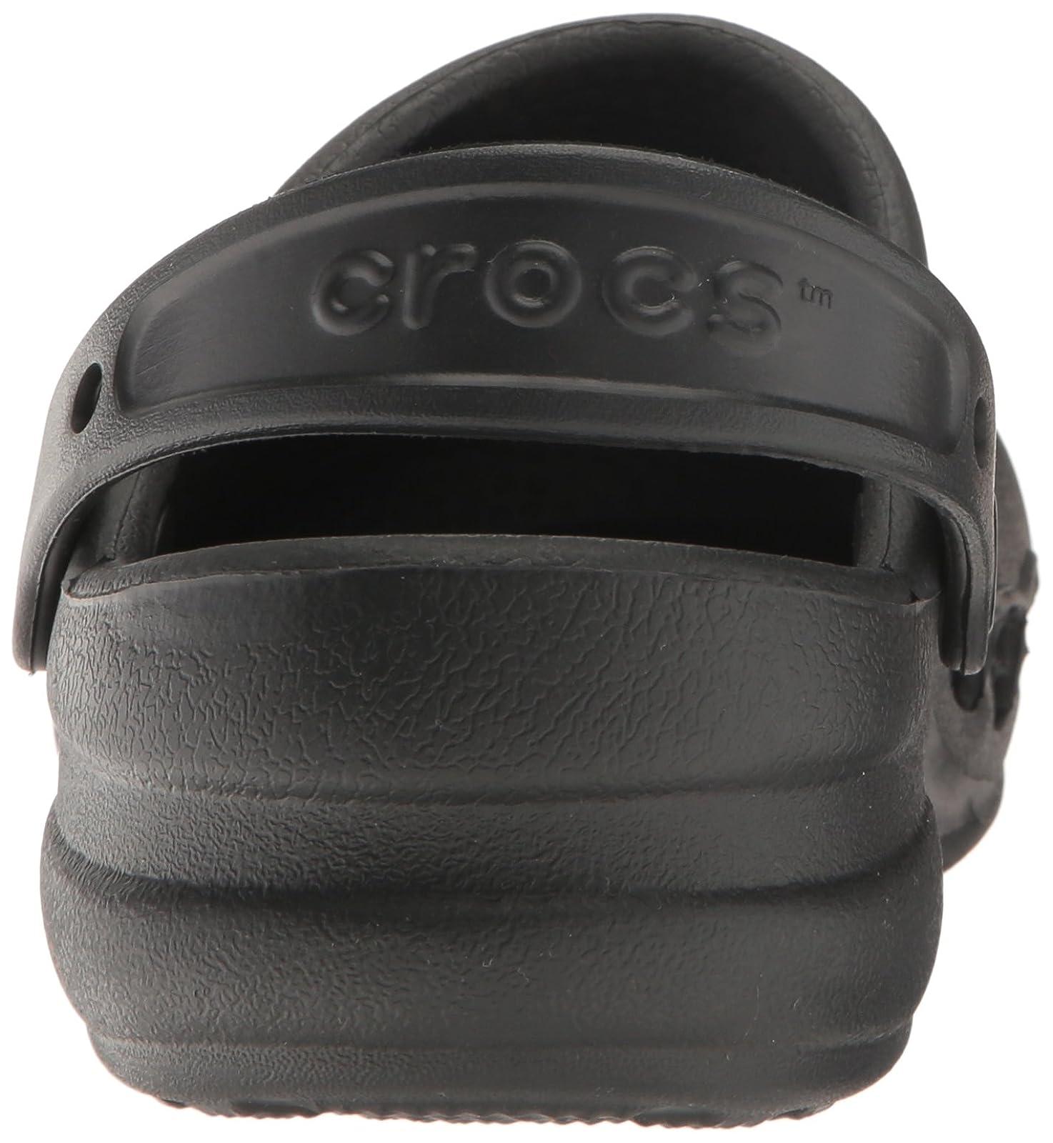 Crocs Unisex Specialist Vent Clog Black 11 10074M Black - 2