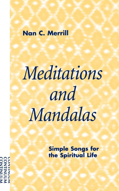 Meditations Mandalas Simple Songs Spiritual product image