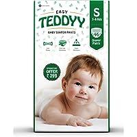Teddyy Baby Easy Small Diaper Pants (Pack of 46)