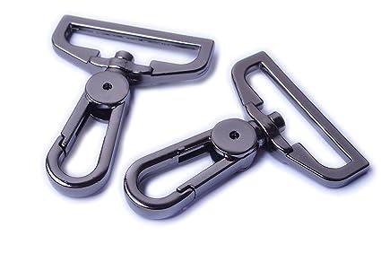 Bobeey 4pcs 1 2 Inch Swivel Snap Hooks Purses ClaspsPurse Hardware