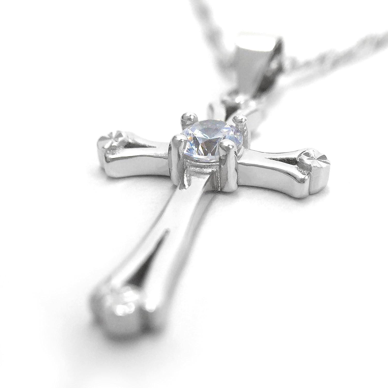 Amazon Amazing Grace Cross of Eternal Love Sterling Silver