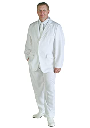 Fun Costumes Adult White Suit