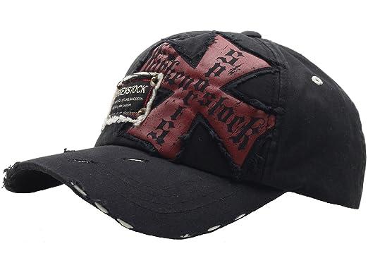 962e271a880 Image Unavailable. Image not available for. Color  Raon B24 Best Unisex  Vintage Look Hat Cross Emblem ...