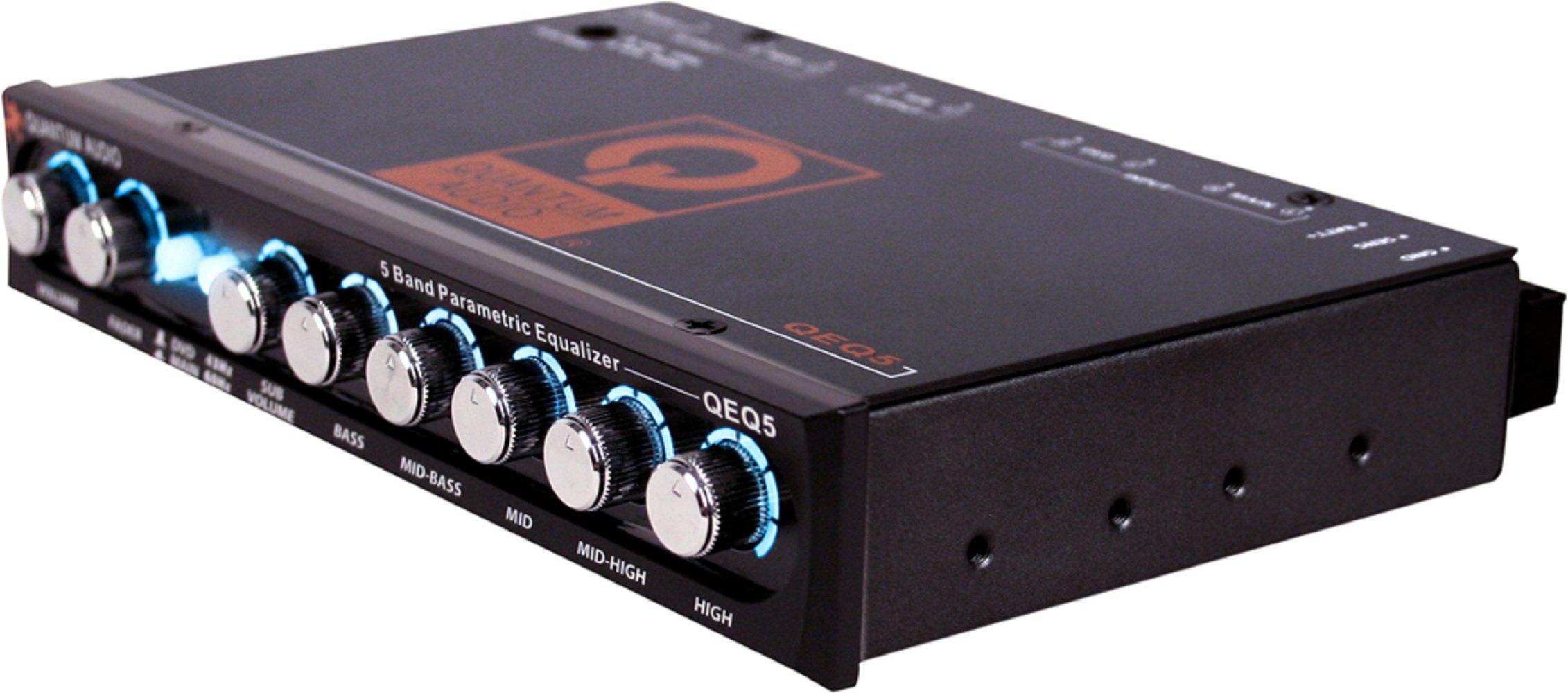 Quantum QEQ5 5 Band Equalizer