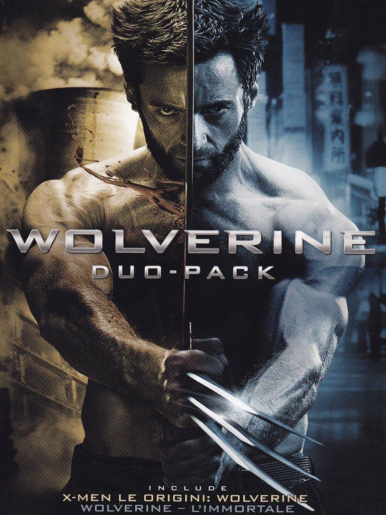 Wolverine - LImmortale + X Men Le Origini Wolverine Cofanetto 2 Blu-Ray Italia Blu-ray: Amazon.es: vari, vari, vari: Cine y Series TV