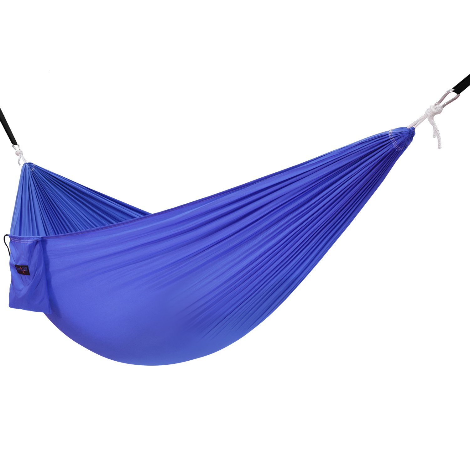 Yes4All Lightweight Camping Hammock with Strap Carry Bag Multi Color Available Double