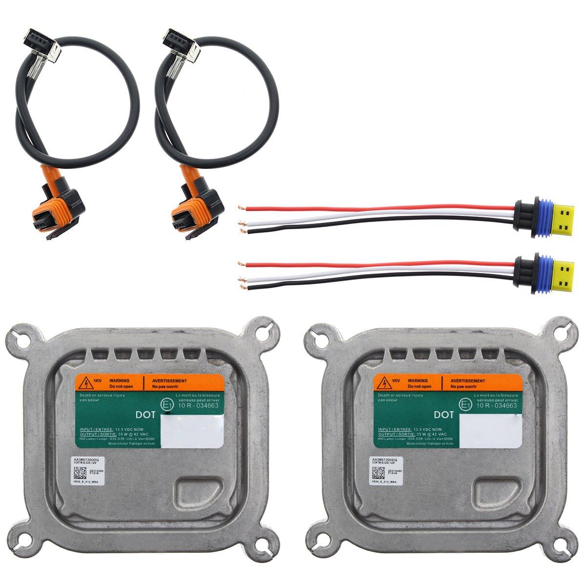Beck Arnley 175-4506 Premium Ignition Wire Set