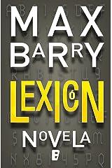 Lexicón (Spanish Edition) Kindle Edition