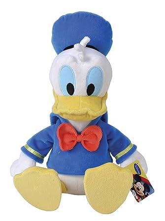 Grandi Giochi gg01066 – Peluche del pato Donald, ...