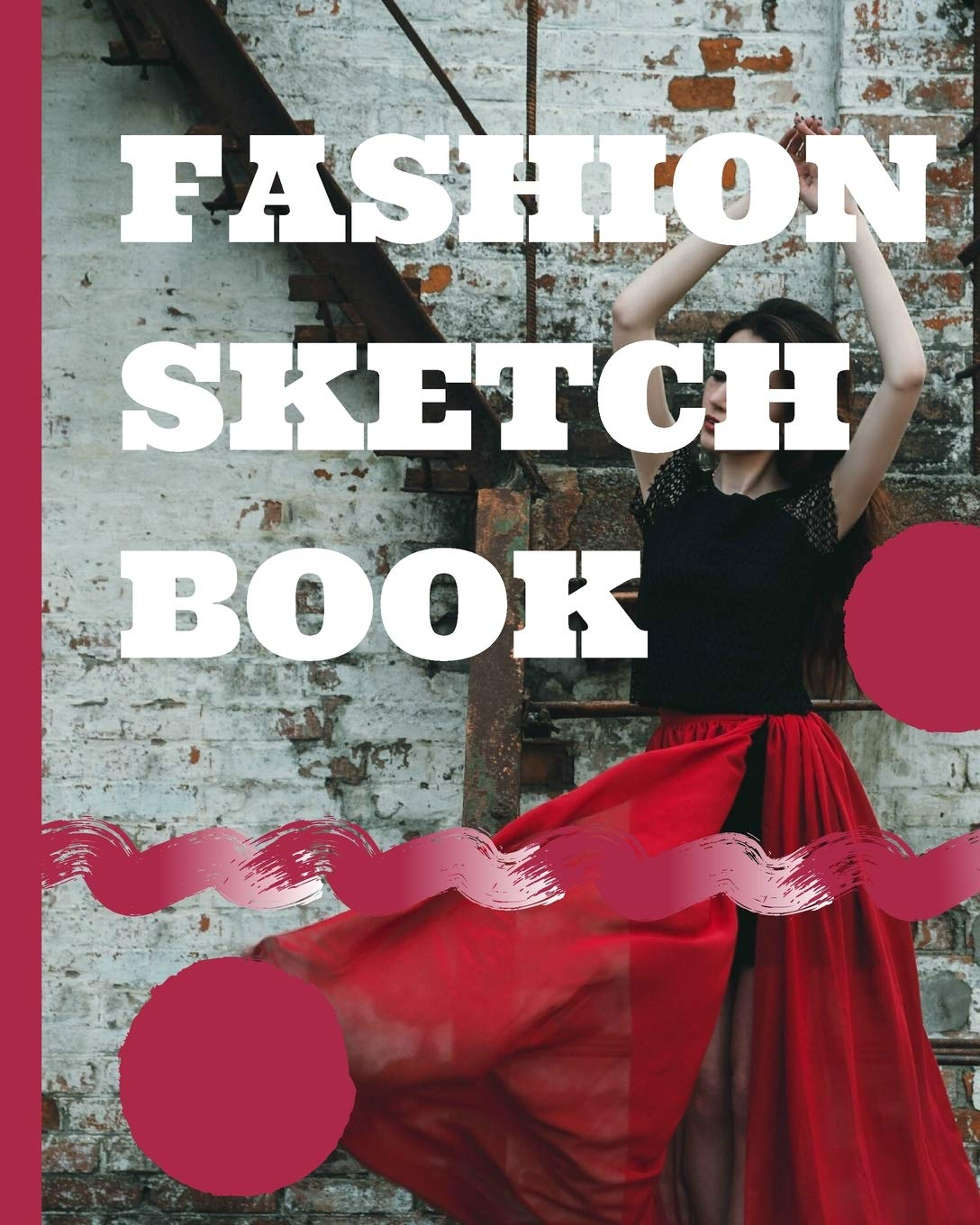 Fashion Sketch Book Budding Fashion Designer Journal Fashion Sketchbook Female Figure Template Design Styles Build Your Hot Ticket Portfolio Fashion Enthusiasts Buying And Merchandising Fashn Ghhlam Press 9781650373300 Amazon Com Books